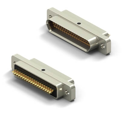 MR15N05 |  MicroD Soldercup - Standard Profile - Metal Shell